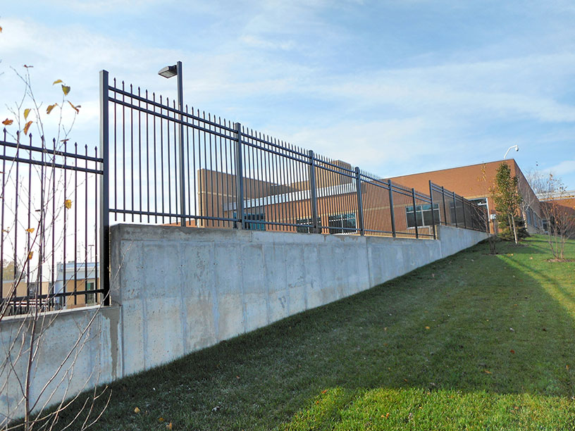 Commercial fence company grand rapids mi west michigan