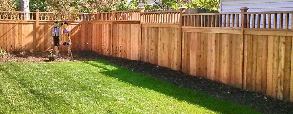 Custom Wood Fences Grand Rapids, MI