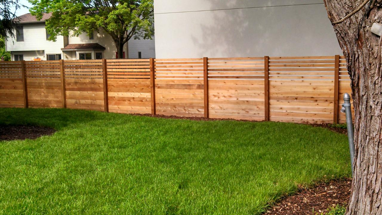You dream it we will build it straight line fence for Fences privacy