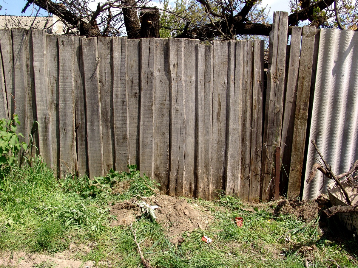 Charmant Tips For Tearing Down An Old Fence