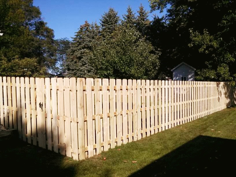 Shadowbox Privacy Fence The Original Good Neighbor Option