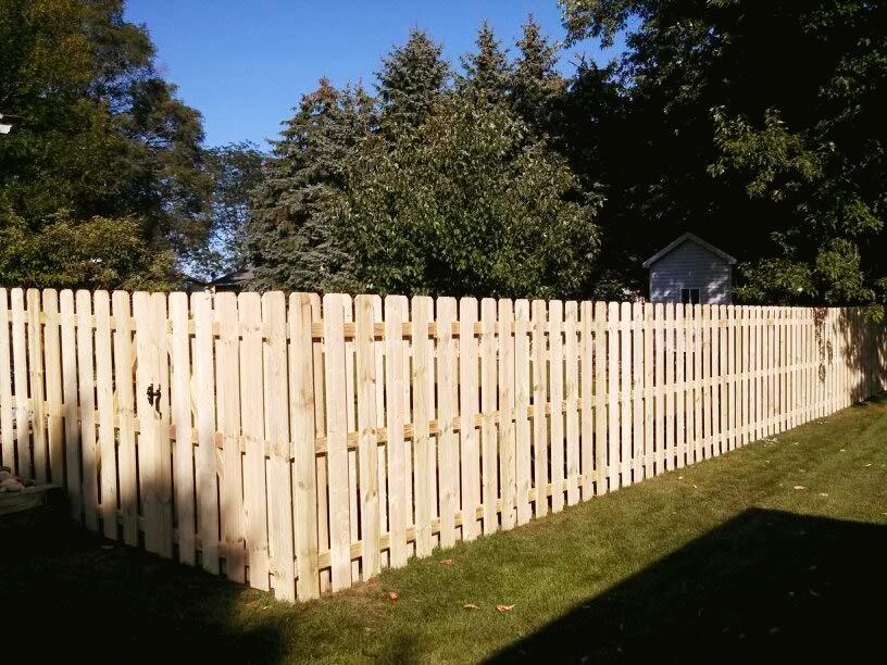 Shadowbox Privacy Fence The Original Good Neighbor Option