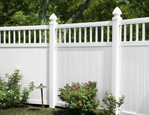 Vinyl Fencing Low Maintenance Strong Recycled