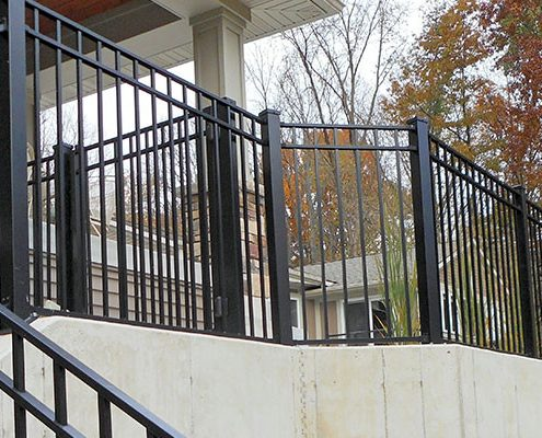 Commercial fencing for Grand Rapids